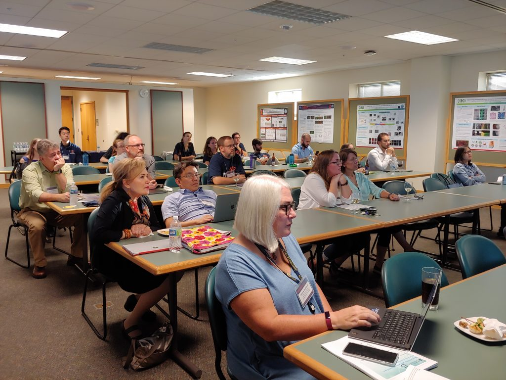 Another view of attendees at the MBM Retreat