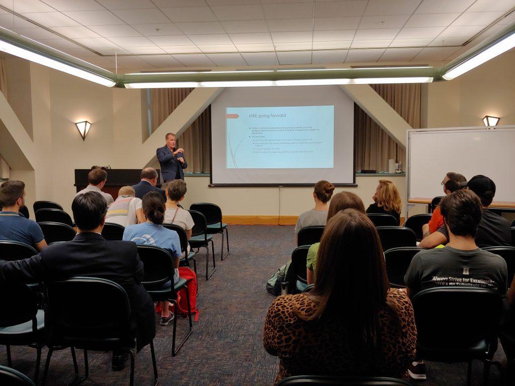 Graham Huesmann lecture